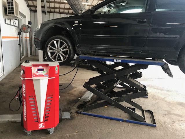 vidange boite automatique voiture garage limoux