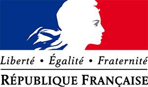 logo bleu blanc rouge mariane